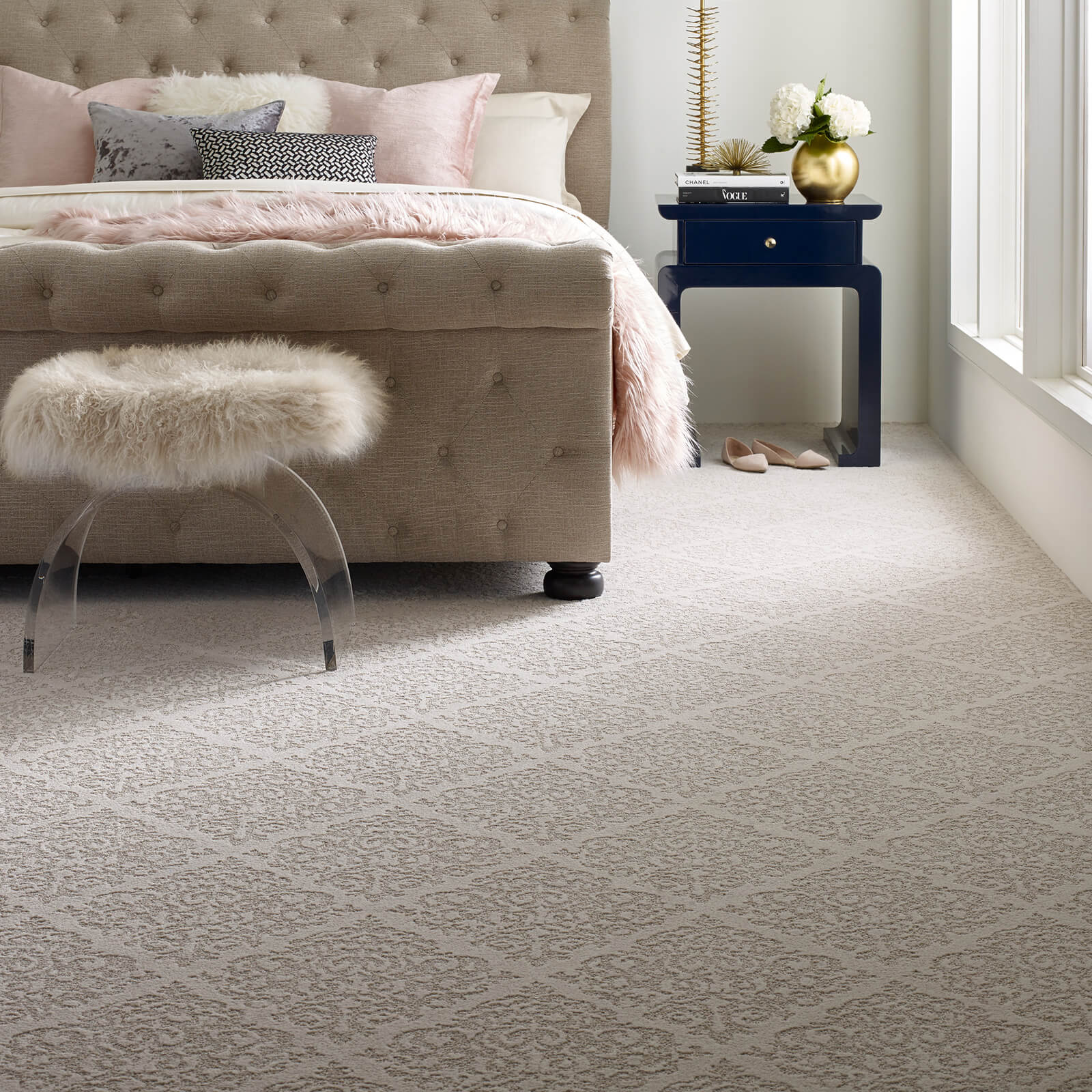 Bedroom Carpet flooring | All Floors Design Centre