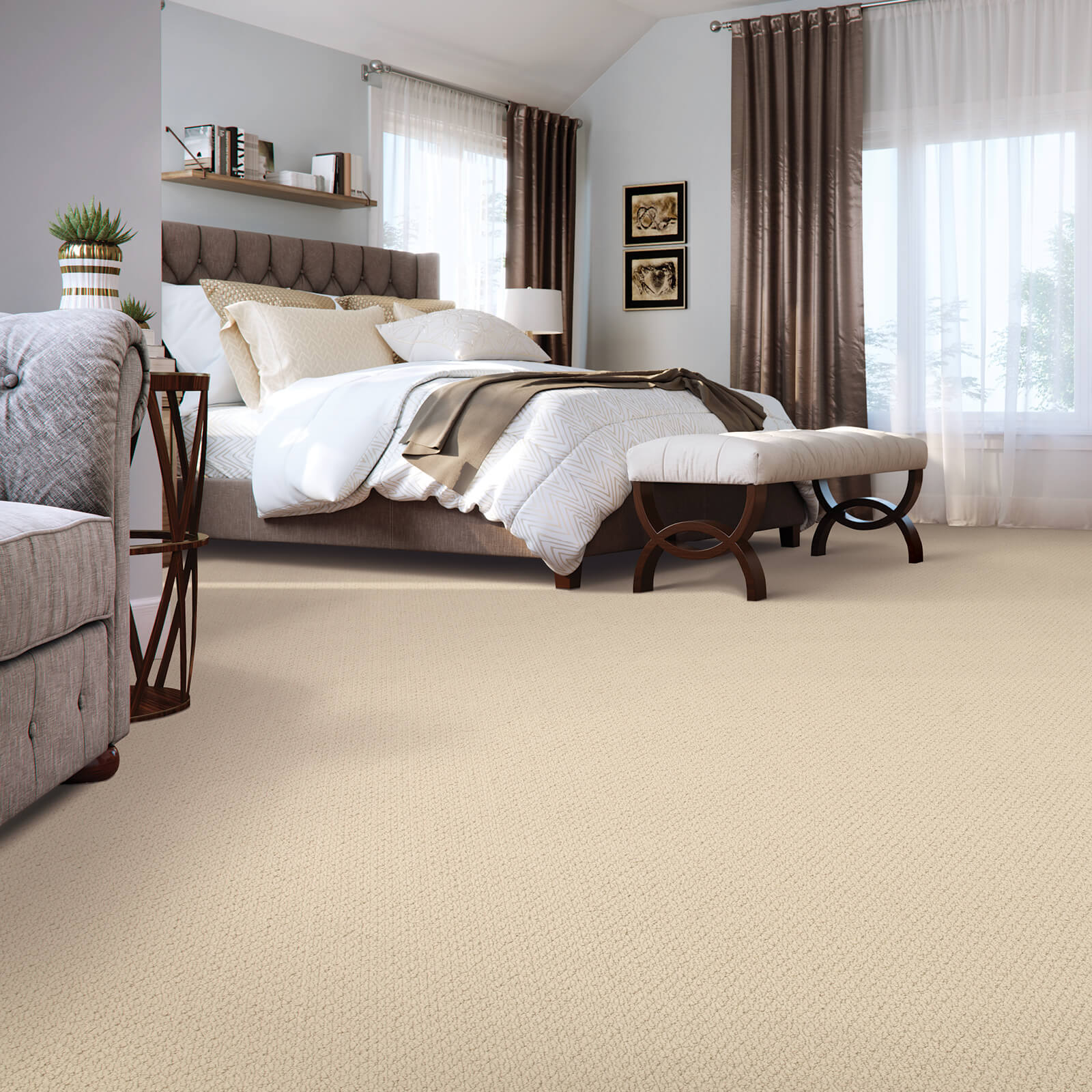Bedroom Carpet | All Floors Design Centre