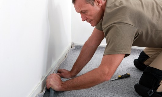Carpet installation by professionals | All Floors Design Centre