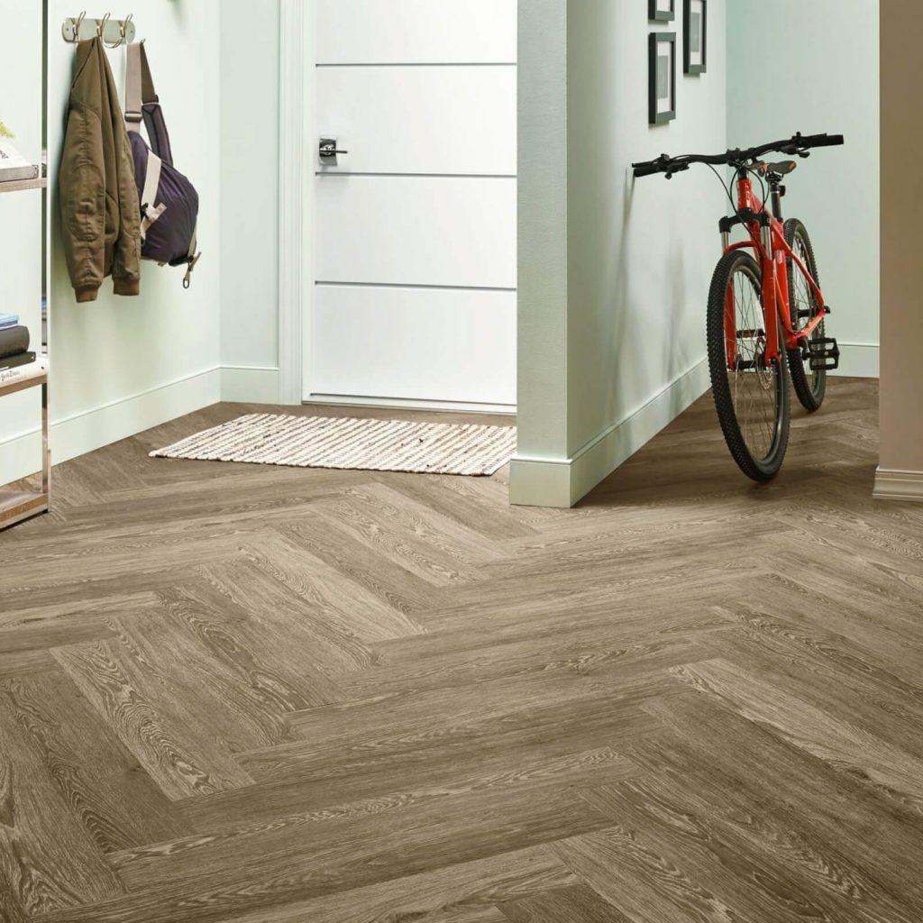 Bicycle on flooring | All Floors Design Centre